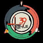 logo piu 39 style
